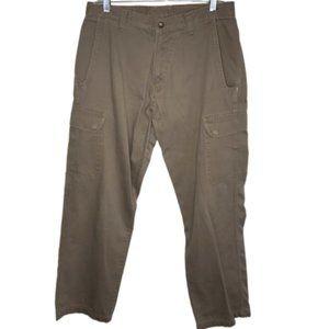 Prana Organic Cotton Breathe Cargo Hiking Pants